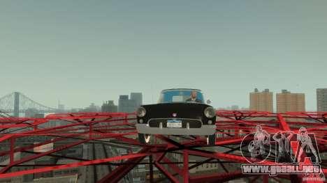 Smith Thunderbolt Mafia II para GTA 4 visión correcta