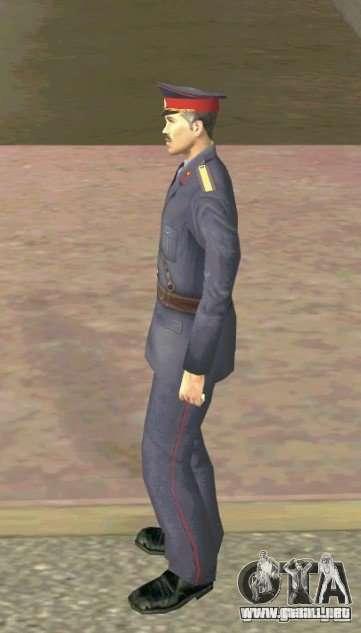 Distrito para GTA San Andreas segunda pantalla