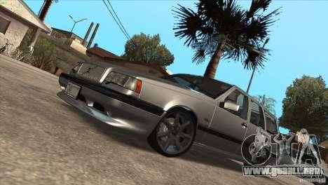 Volvo 850 R para visión interna GTA San Andreas