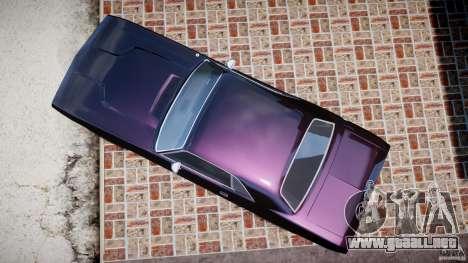 Dodge Challenger 1971 RT para GTA 4 visión correcta