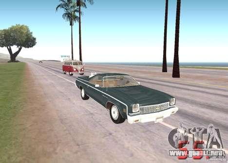 Velocímetro digital para GTA San Andreas