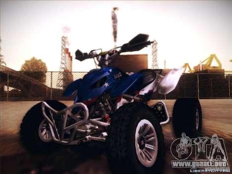 Bike Pure para visión interna GTA San Andreas