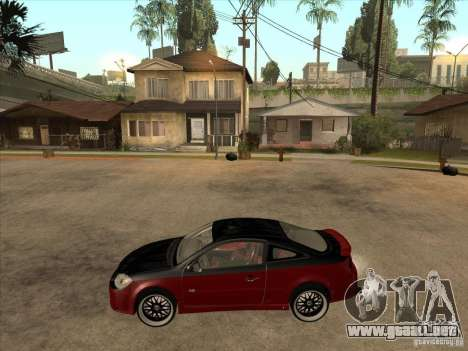 Chevrolet Cobalt ss Tuning para GTA San Andreas left