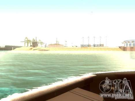Nuevo Enb series 2011 para GTA San Andreas