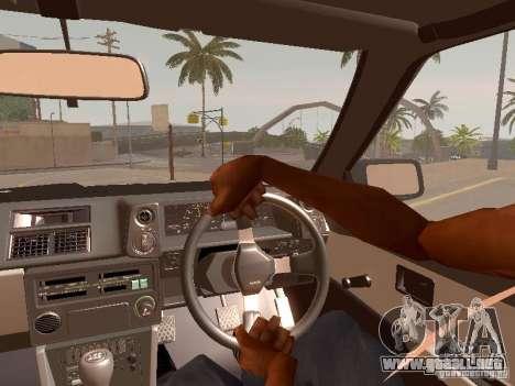 Toyota Corolla Carib AE 86 para la visión correcta GTA San Andreas
