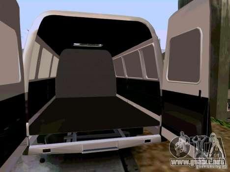Gacela 2705 1994 para la visión correcta GTA San Andreas