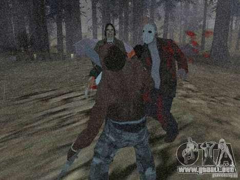 Scary Town Killers para GTA San Andreas segunda pantalla