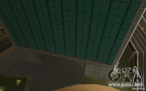 Rascacielos en San Fierro para GTA San Andreas segunda pantalla