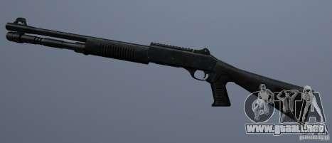 XM1014 para GTA San Andreas tercera pantalla
