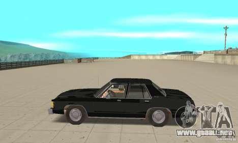 Ford LTD Crown Victoria 1985 MIB para GTA San Andreas left