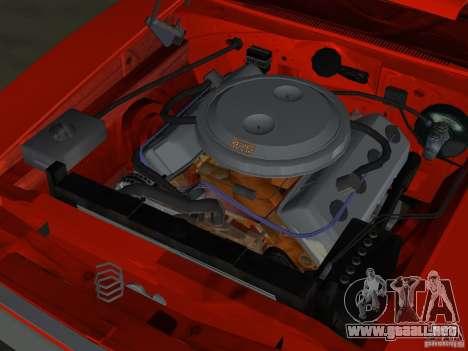 Dodge Charger 426 R/T 1968 v1.0 para GTA Vice City vista desde abajo