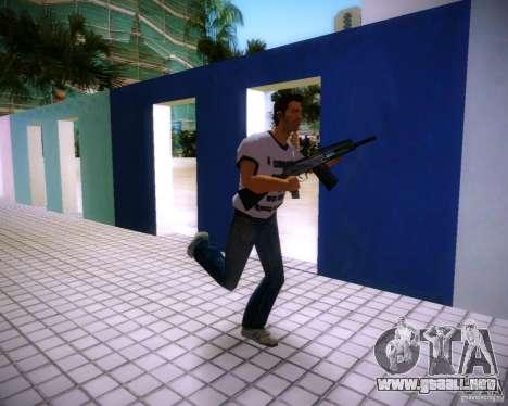 Saiga 12 k para GTA Vice City segunda pantalla