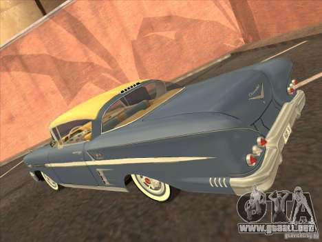Chevrolet Impala 1958 para GTA Vice City vista lateral izquierdo