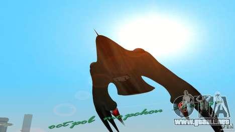 VX 574 Falcon para GTA Vice City