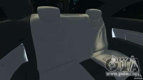 Audi S5 para GTA 4 vista lateral