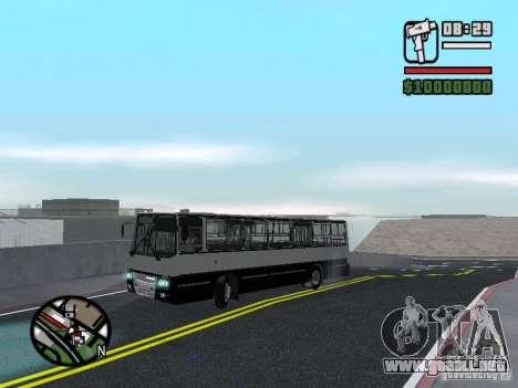 Ikarus 260.06 para vista lateral GTA San Andreas
