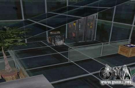 Casa de dos pisos para GTA San Andreas tercera pantalla
