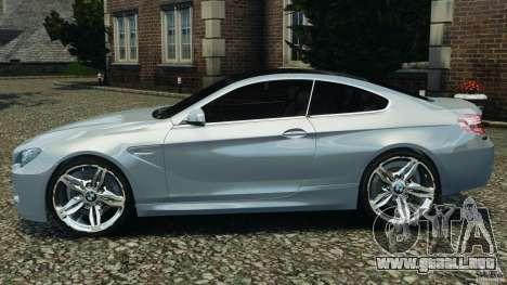 BMW M6 Coupe F12 2013 v1.0 para GTA 4 left