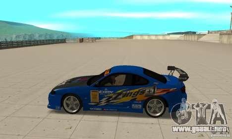 Nissan Silvia INGs +1 para GTA San Andreas left