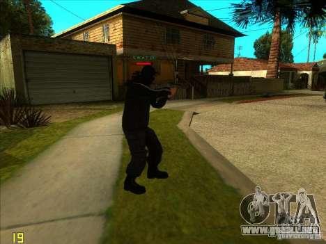 SkinHead (Football fan) para GTA San Andreas tercera pantalla