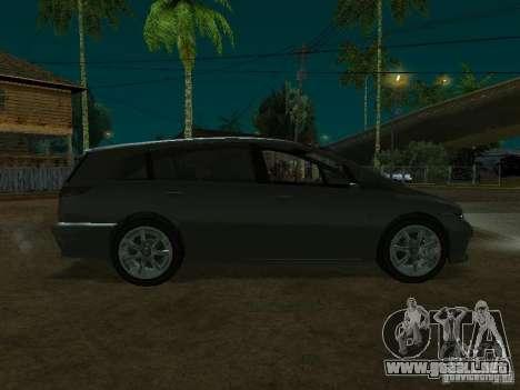 Planta perenne de GTA 4 para GTA San Andreas vista hacia atrás