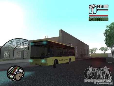 LAZ A099 (SitiLAZ 8) para GTA San Andreas