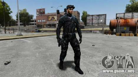 Sam Fisher v9 para GTA 4