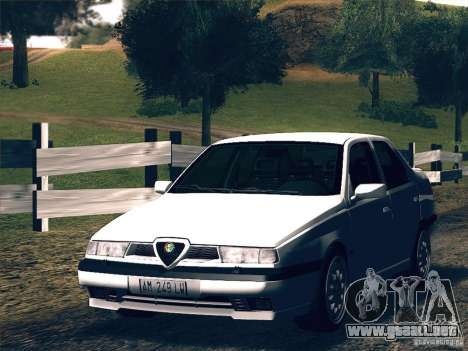 Alfa Romeo 155 1992 para GTA San Andreas left