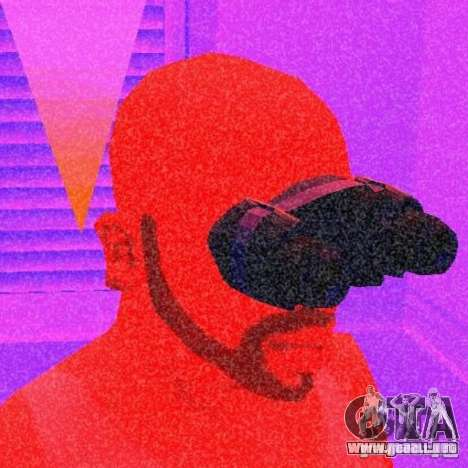 Goggles HD para GTA San Andreas tercera pantalla