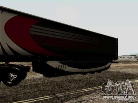 Aero Dynamic Trailer para GTA San Andreas