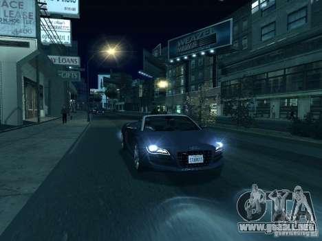 ENB Series By Raff-4 para GTA San Andreas tercera pantalla