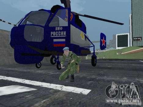 Ka-27 para GTA San Andreas left