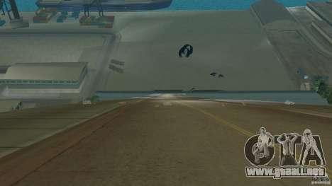 Stunt Dock V1.0 para GTA Vice City sucesivamente de pantalla