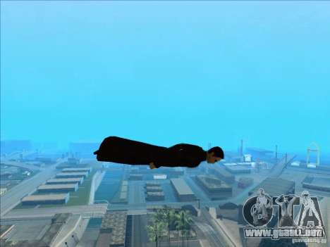 Matrix Skin Pack para GTA San Andreas twelth pantalla