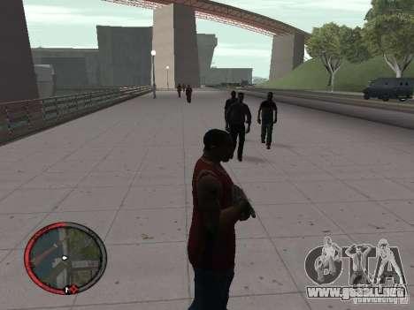 MASSKILL para GTA San Andreas segunda pantalla