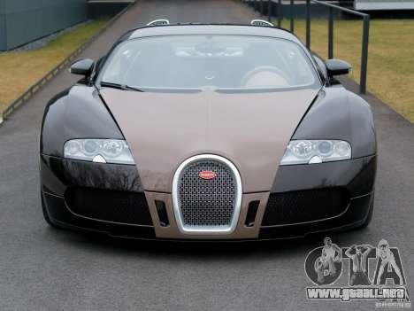 Cargando las pantallas Bugatti Veyron para GTA San Andreas quinta pantalla