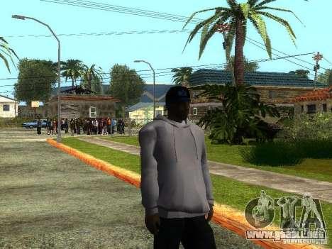 Crips para GTA San Andreas décimo de pantalla