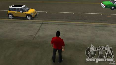 Freak #2 para GTA Vice City segunda pantalla