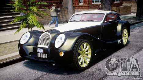 Morgan Aero SS v1.0 para GTA 4 left