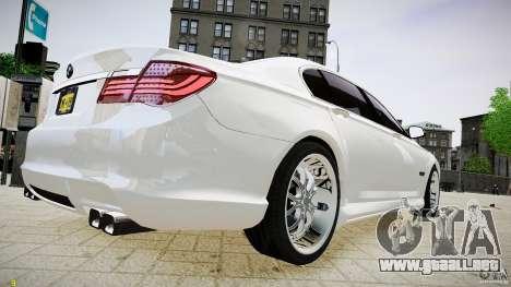 BMW 750Li Sedan ASANTI para GTA 4 left
