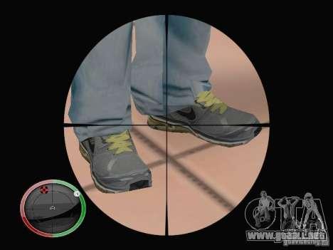 Nike Air Max para GTA San Andreas