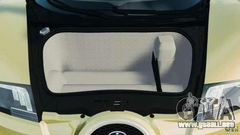 Bugatti Veyron 16.4 Super Sport 2011 v1.0 [EPM] para GTA 4 vista desde abajo