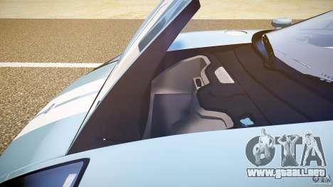 Ford GT1000 2006 Hennessey [EPM] EXTREME VERSION para GTA 4 interior