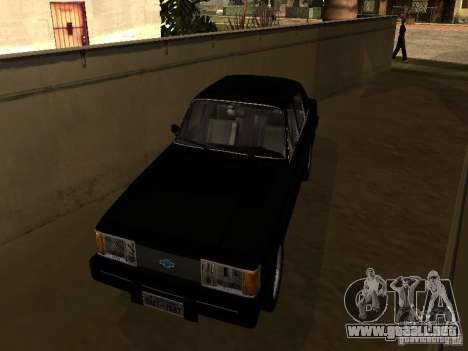 Chevrolet Opala BMT para GTA San Andreas left
