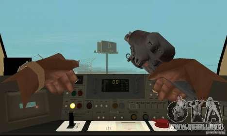 Metro 81-7021 para visión interna GTA San Andreas