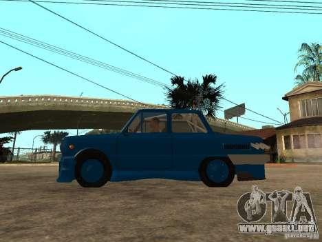 EXPERTO EN MÚSICA ZAZ 968 para GTA San Andreas left