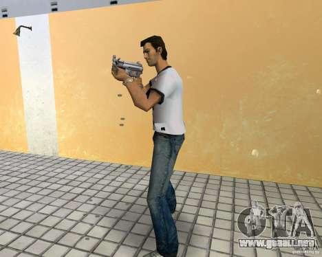 MP5K para GTA Vice City