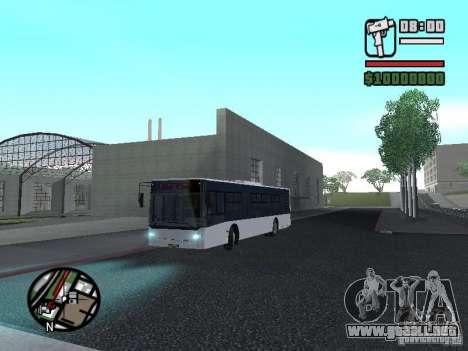 CityLAZ 12 LF para la vista superior GTA San Andreas