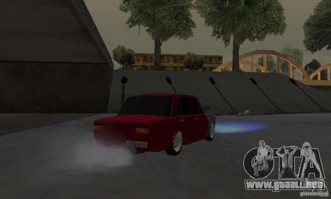 VAZ 2101 Restyling para GTA San Andreas left