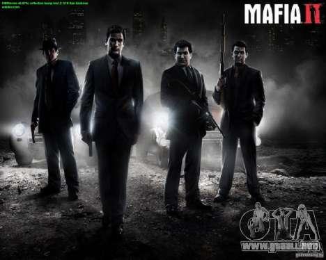 Pantallas de carga de Mafia 2 para GTA San Andreas sexta pantalla
